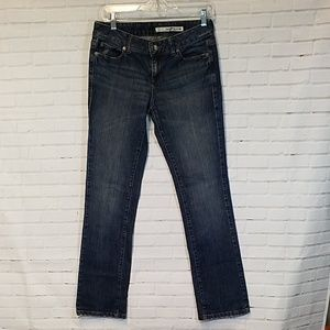 DKNY Jean's lightly distressed size 6
